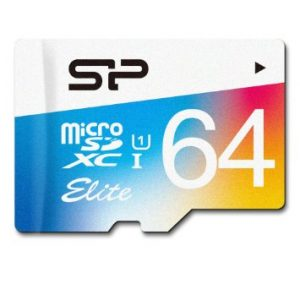 رم Silicon Power Micro SD U1 64GB 85MB/s