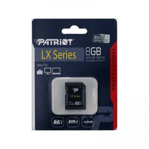 PATRIOT LX SD U1 8GB