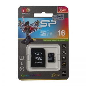 Silicon Power MicroSD Elite 16GB