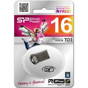 فلش Silicon Power T01 16GB