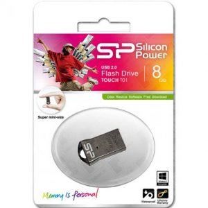 فلش Silicon Power T01 8GB
