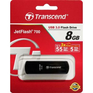 فلش Transcend 700 USB3 8GB