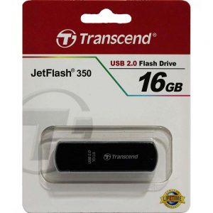 فلش Transcend JetFlash 350 16GB