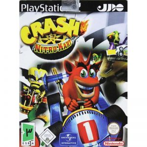 کراش Crash Nitro Kart PS2