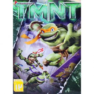 TMNT Play Station 2 Game