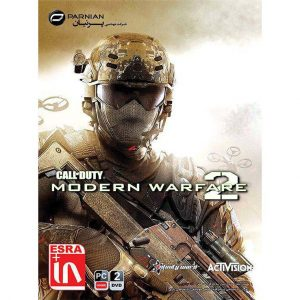 Call Of Duty Modern Warfare 2 PC 2DVD