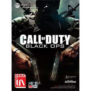 Call of Duty Black Ops PC 2DVD