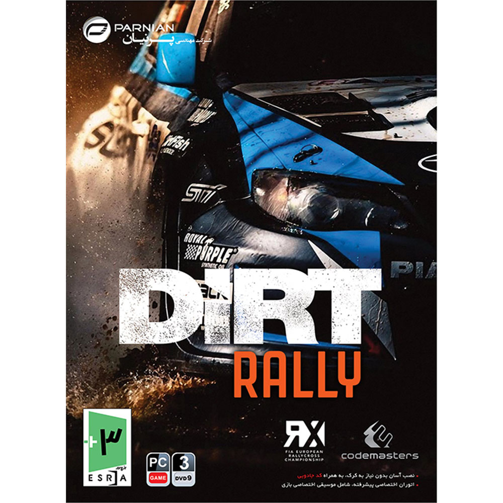 dirt rally pc 3dvd9. Black Bedroom Furniture Sets. Home Design Ideas