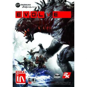 Evolve PC 2DVD9