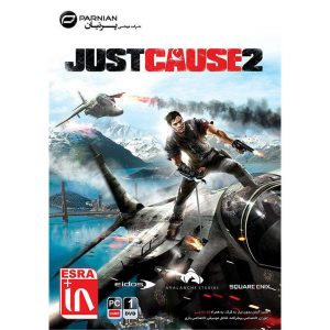 Just Cause 2 PC 1DVD