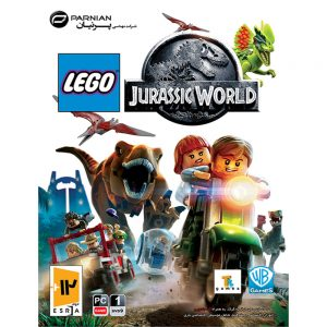 Lego Jurassic World PC 1DVD9