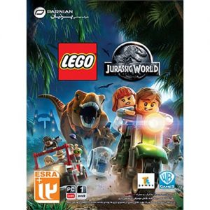 Lego Jurassic World 1DVD9