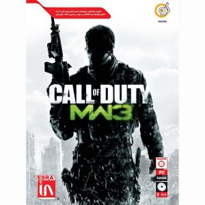 Call Of Duty Modern Warfare 3 PC 3DVD