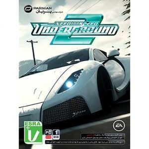 Need for Speed Underground 2 1DVD
