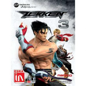 Tekken 3 PC 1DVD