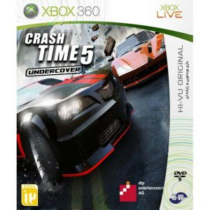 CRASH TIME 5 XBOX 360