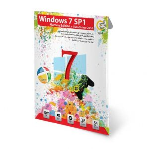 Windows 7 SP1 Gamers Edition + AutoDriver 2016 1DVD9 گردو