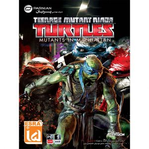 Turtles Mutants In Manhattan PC 1DVD9