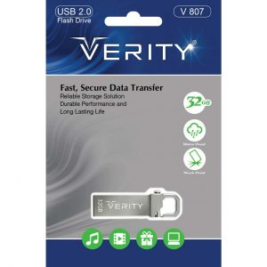 فلش وریتی VERITY V807 32GB