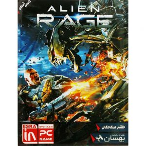 Alien Rage PC 1DVD