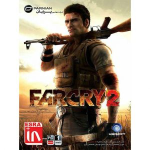 FARCRY 2 PC 1DVD9