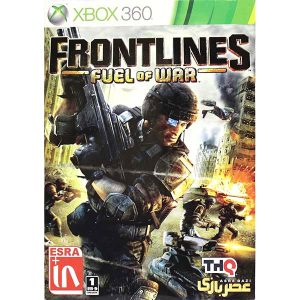 Front Lines Fuel Of War XBOX 360