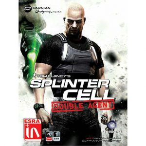 Splinter Cell Double Agent PC 1DVD9