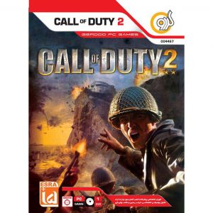 Call Of Duty 2 PC 1DVD