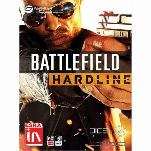 Battlefield Hardline PC 5DVD9