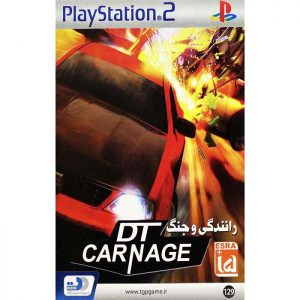 DT CARNAGE PS2