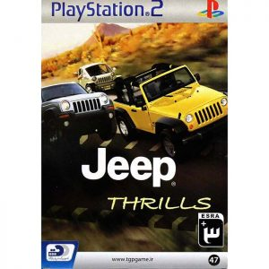 Jeep Thrills PS2