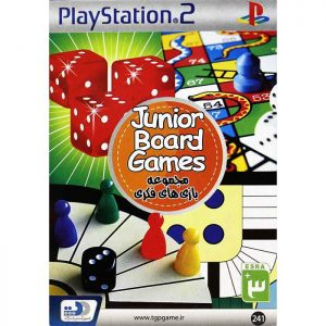 Junior Board Games PlayStation 2
