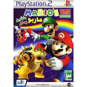 Mario's Time Machine PlayStation 2