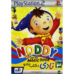 Noddy and The Magical Book PlayStation 2