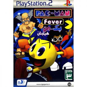 Pac-Man Fever PlayStation 2