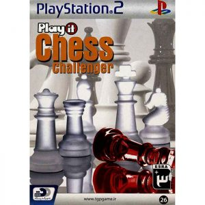 Play It Chess Challenger PlayStation 2