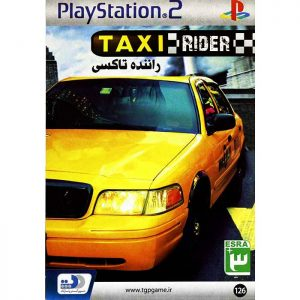 Taxi Rider PlayStation 2