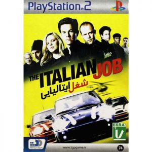 The Italian Job PS2