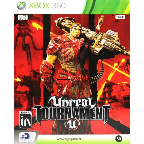 Unreal Tournament XBOX 360 Game