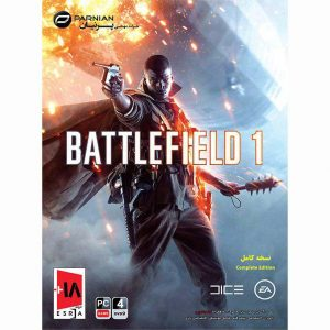 Battlefield 1 PC 4DVD9