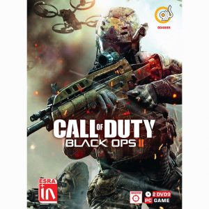 Call Of Duty Black Ops II PC 2DVD9 گردو