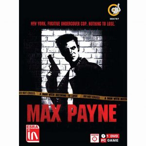 MAX PAYNE PC 1DVD گردو