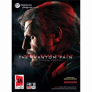 Metal Gear Solid V The Phantom Pain PC 3DVD9