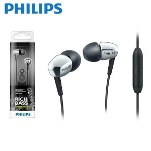 هندزفری PHILIPS SHE3905SL نقره ای
