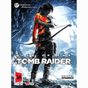 Rise of The Tomb Raider PC 3DVD9