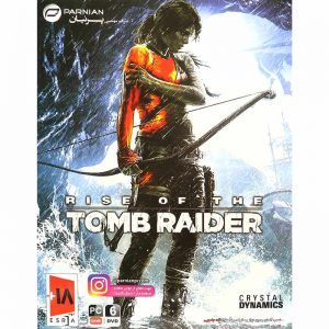 Rise of The Tomb Raider PC 6DVD