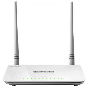 مودم Tenda D303 Wireless N300 ADSL2+/3G دو آنتن