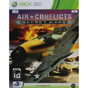 بازی حراجی Air Conflicts: Secret Wars XBOX 360