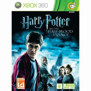 Harry Potter And HALF-BLOOD PRINCE XBOX 360