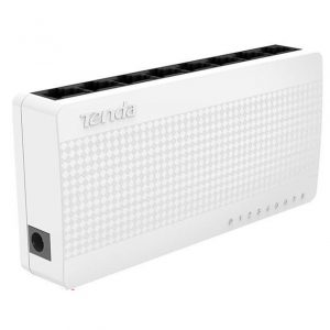 سوییچ 8 پورت Tenda S108 8Port Desktop Switch